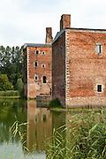 Chateau d'Havré, Wasserschloss, Mons, Wallonie, Belgien, Europa   Chateau d'Havré, moated castle, Mons, Hennegau, Wallonie, Belgium, Europe