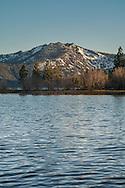 Fallen Leaf Lake, near South Lake Tahoe, El Dorado County, California