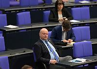 DEU, Deutschland, Germany, Berlin, 28.01.2021: Dietmar Friedhoff (AfD) in der Plenarsitzung im Deutschen Bundestag.