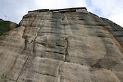 Greece, Thessaly, Meteora, Varlaam Monastery
