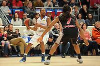 Mike Green - 27.12.2014 - Paris Levallois / Nancy - 15eme journee de Pro A<br />Photo : Andre Ferreira / Icon Sport