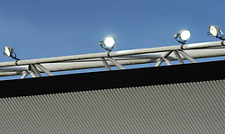 Lights shine down at Ashton Gate Stadium - Mandatory by-line: Nizaam Jones/JMP - 17/03/2018 - FOOTBALL - Ashton Gate Stadium- Bristol, England - Bristol City v Ipswich Town - Sky Bet Championship