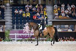 Bacher Florian, AUT, Fidertraum, 104<br /> Olympic Games Tokyo 2021<br /> © Hippo Foto - Dirk Caremans<br /> 25/07/2021