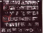 Leo Castelli, Robert Mapplethope birthday party. 23 St. Manhattan. 1988