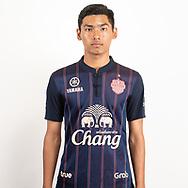 THAILAND - JUNE 26: Kritapat Vichaidit #76 of Buriram United on June 26, 2019.<br /> .<br /> .<br /> .<br /> (Photo by: Naratip Golf Srisupab/SEALs Sports Images/MB Media Solutions)