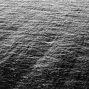 Ribbons of oil in Gulf waters look like tiger stripes high above the Gulf of Mexico, near the source of the Deepwater Horizon oil spill in the Gulf of Mexico, off the coast of Louisiana.