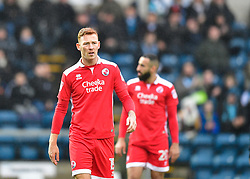 November 18, 2017 - Wycombe, England, United Kingdom - Crawley Town's Josh Yorwerth during Sky Bet League two match between Wycombe Wanderers against Crawley Town at Adams Park, Wycombe England on 18 Nov 2017  (Credit Image: © Kieran Galvin/NurPhoto via ZUMA Press)