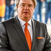 NLD/Tilburg/20170427- Koningsdag 2017, commisaris van de Koning Brabant van Donk