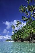 Namua Island, Upolu, Samoa<br />