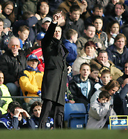 Photo: Lee Earle.<br /> Chelsea v Birmingham City. The Barclays Premiership.<br /> 31/12/2005.<br /> Chelsea manager Jose Mourinho.