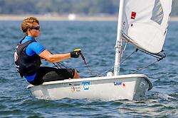 , Travemünder Woche 20. - 29.07.2018, Laser Radial - GER 205277 - Justin BARTH - Berliner Yacht-Club e.V