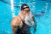 © Filippo Alfero<br /> Torino, 04/05/2009<br /> varie, sport, nuoto<br /> Backstage Spot Arena con Alain Bernard