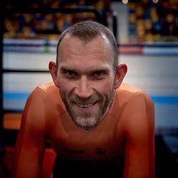 16-03-2019: Wielrennen: WK Paracycling baan; Apeldoorn<br />Vincent Ter Schure