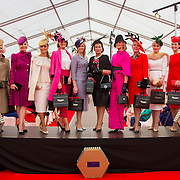 09.10.2016           <br /> Top ten finalists announced at the Keanes Jewellers Best dressed competition at Limerick Racecourse. Picture: Alan Place