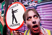 Zombie Day 5th October 2019