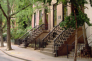 Leroy Street, Greenwich Village, Manhattan, New York