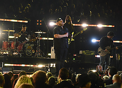 52nd Annual CMA Awards from the Bridgestone Arena hosted by Carrie Underwood and Brad Paisley. 14 Nov 2018 Pictured: Luke Combs. Photo credit: MBS/MEGA TheMegaAgency.com +1 888 505 6342