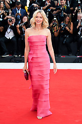 August 29, 2018 - Venice, Venetien, Italien - Naomi Watts attending the 'First Man' premiere at the 75th Venice International Film Festival at the Palazzo del Cinema on August 29, 2018 in Venice, Italy. (Credit Image: © Future-Image via ZUMA Press)