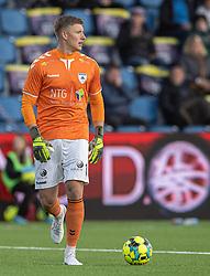 Frederik Ibsen (Kolding IF) under kampen i 1. Division mellem FC Helsingør og Kolding IF den 24. oktober 2020 på Helsingør Stadion (Foto: Claus Birch).