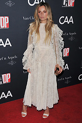 Erica Pelosini arrives at the L.A. Dance Project's Annual Gala held at LA Dance Project in Los Angeles, CA on Saturday, October 7, 2017. (Photo By Sthanlee B. Mirador/Sipa USA)