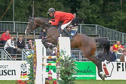 , Warendorf - Bundeschampionate 03 - 07.09.2003, Candyboy - Grom, Richard