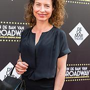 NLD/Amsterdam/20150604 - Premiere In de Ban van Broadway, Sandra Mattie