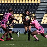 12 Geoffrey DOUMAYROU / Stade Rochelais