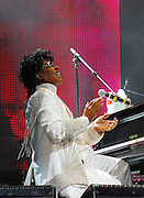 Legendary musician Little Richard preforms in New Orleans Saturday May 30,2009 as part of the Domino Effect Benefit concert which also featured B.B. King and Chuck Berry. Domino Effect Benefit Concert legendary performers gather in New Orleans at the Arena to raise funds and awarness for hurricane Katrina rebuilding for Fats Domino the Tipatina Foundation and the Drew Brees' foundation. Photo©Suzi Altman ALL IMAGES ©SUZI ALTMAN. IMAGES ARE NOT PUBLIC DOMAIN. CALL OR EMAIL FOR LICENSE, USE, OR TO PURCHASE PRINTS 601-668-9611 OR EMAIL SUZISNAPS@AOL.COMPhoto©Suzi Altman