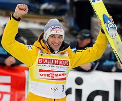 18.03.2012, Planica, Kranjska Gora, SLO, FIS Ski Sprung Weltcup,  im Bild Andreas Kofler (AUT),   during the FIS Skijumping Worldcup, at Planica, Kranjska Gora, Slovenia on 2012/03/18. EXPA © 2012, PhotoCredit: EXPA/ Oskar Hoeher.