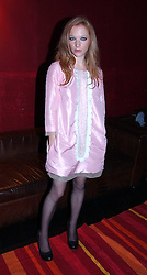 Actress NATHALIE PRESS at the 9th Annual British Independent Film Awards at the Hammersmith Palais, London on 29th November 2006.<br /><br />NON EXCLUSIVE - WORLD RIGHTS