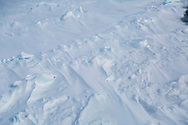 Views of the ice flows in the Arctic, Svalbard, Norway from the ship National Geographic Explorer
