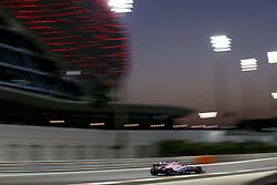 November 24, 2017 - Abu Dhabi, United Arab Emirates - Motorsports: FIA Formula One World Championship 2017, Grand Prix of Abu Dhabi, .#11 Sergio Perez (MEX, Sahara Force India F1 Team) (Credit Image: © Hoch Zwei via ZUMA Wire)