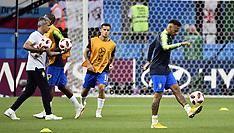 Brazil v Belgium - 06 July 2018