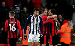 West Bromwich Albion's Hal Robson-Kanu appears dejected during the Premier League match at the Vitality Stadium, Bournemouth.