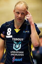 20150423 NED: Eredivisie ARBO Rotterdam Fusion - Zaanstad, Rotterdam <br />Frank van den Outenaar, Zaanstad<br />©2015-FotoHoogendoorn.nl / Pim Waslander