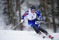 Proctor Slalom High School Championships.  ©2105 Karen Bobotas Photographer
