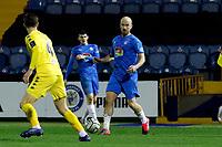 Paddy Madden. Stockport County FC 3-0 Eastleigh FC. Vanarama National League. Edgeley Park. 23.3.21