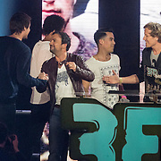 NLD/Amsterdam/20140410 - Uitreiking 3FM Awards 2014, Chef's Special