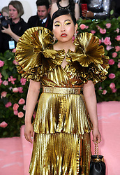 """Awkwafina at the 2019 Costume Institute Benefit Gala celebrating the opening of """"Camp: Notes on Fashion"""".<br />(The Metropolitan Museum of Art, NYC)"""