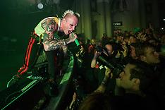 The Prodigy at Brixton - 21 Dec 2017