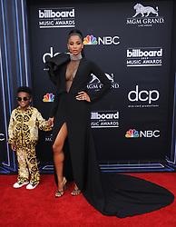 Ciara and Future Zahir Wilburn at the 2019 Billboard Music Awards held at the MGM Grand Garden Arena in Las Vegas, USA on May 1, 2019.