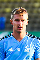Tomas Hubocan during the friendly match between Olympique de Marseille and Fenerbahce on July 15, 2017 in Lausanne, Switzerland. (Photo by Philippe Le Brech/Icon Sport)