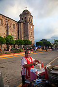 Our Lady of Purisma Concepcion, Church, Town of Tequila, Jalisco, Mexico