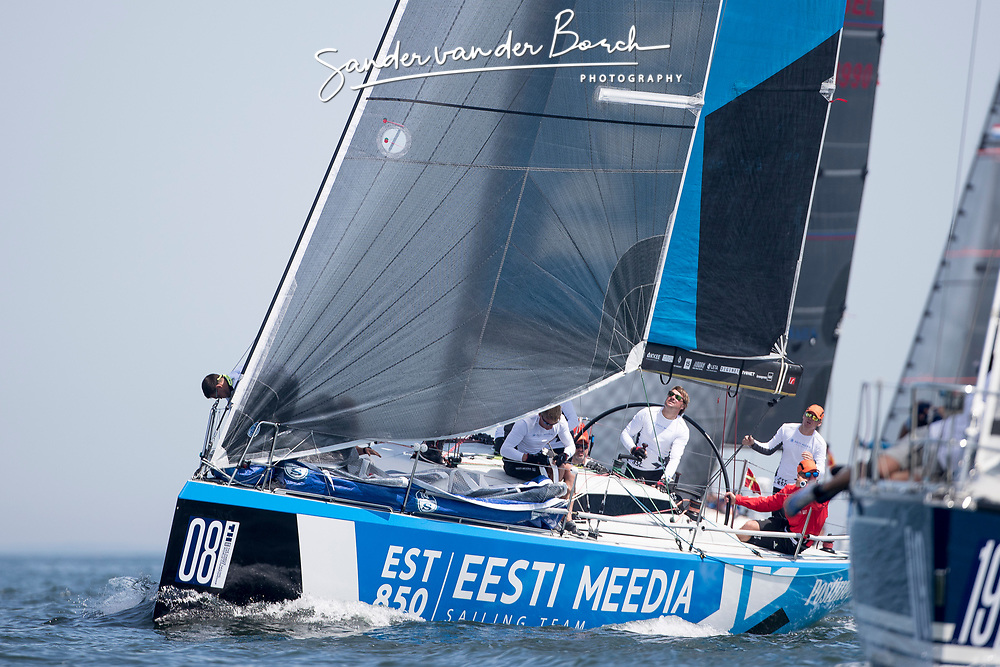 Start Offshore race, Offshore World Championship, the Netherlands, Sunday, 15th of July 2018.