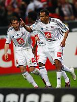 Fotball<br /> Frankrike<br /> Foto: DPPI/Digitalsport<br /> NORWAY ONLY<br /> <br /> FOOTBALL - FRENCH CUP 2008/2009 - FINAL - STADE RENNAIS FC v EN AVANT GUINGAMP - 09/05/2009 - JOY EDUARDO (GUI)