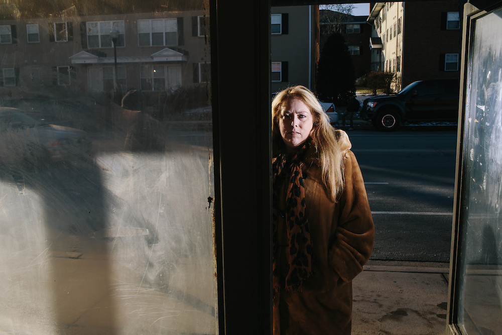 BarbaraAmaya, 58, was sexually trafficked for nine years as a teenager in New York City.  Amaya waited 40 years before starting to tell her story. The Arlington, Va., resident now works in advocacy against human trafficking.