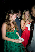KATE PRINCE AND BETH CORDINGLEY, INTO THE HOODS - a hip hop dance musical -opening  at the Novello Theatre on The Aldwych. After- party at TAMARAI at 167 Drury Lane, London. 27 March 2008.   *** Local Caption *** -DO NOT ARCHIVE-© Copyright Photograph by Dafydd Jones. 248 Clapham Rd. London SW9 0PZ. Tel 0207 820 0771. www.dafjones.com.
