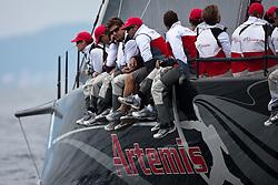 Hublot Palma Vela, Palma de Mallorca, Spain (15-18 April 2010) third day of racing. © Sander van der Borch / Artemis