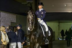 Nilshagen Therese, SWE, Dante Weltino Old<br /> Jumping Mechelen 2018<br /> © Hippo Foto - Sharon Vandeput<br /> 28/12/18