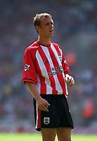 Brett Ormerod (Southampton) Southampton v Parma, Pre-Season Friendly, 9/08/2003. Credit: Colorsport / Matthew Impey